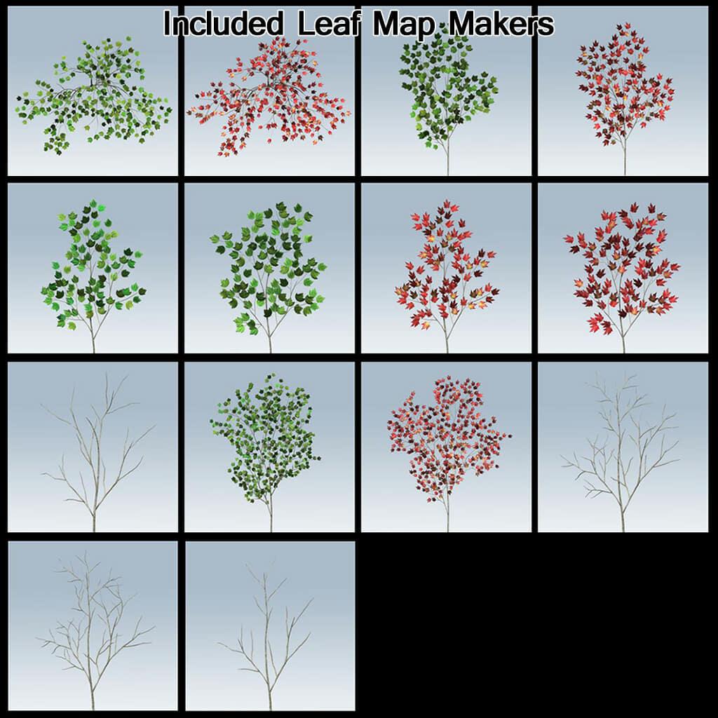 Red Maple (UE4)