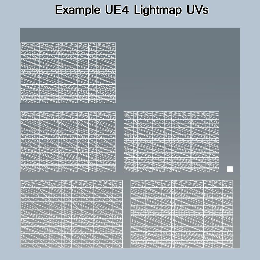Desktop Marine Package (UE4)