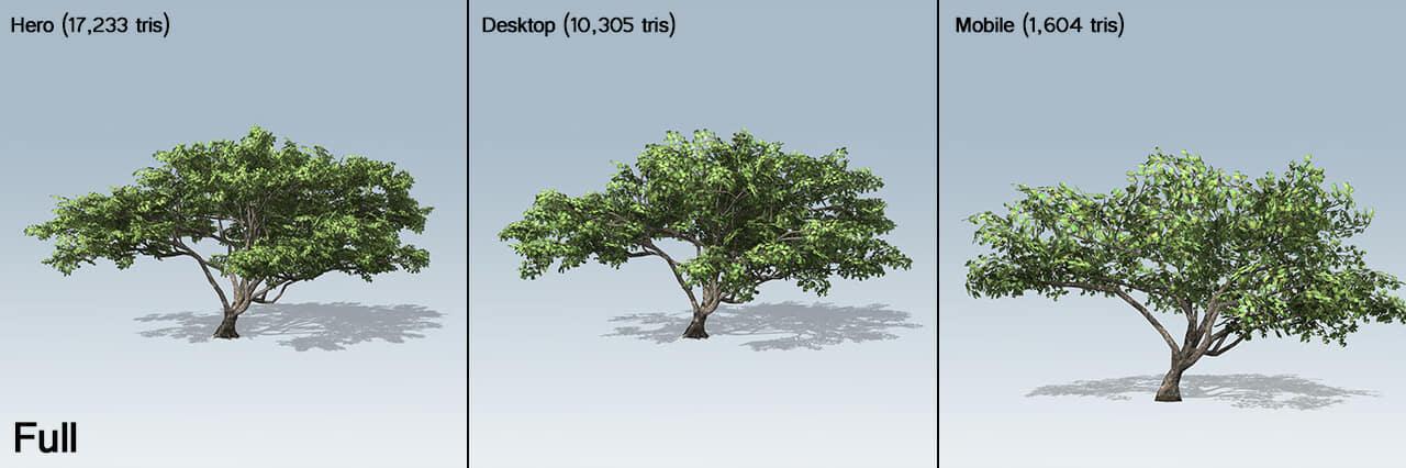 Acacia (UE4)