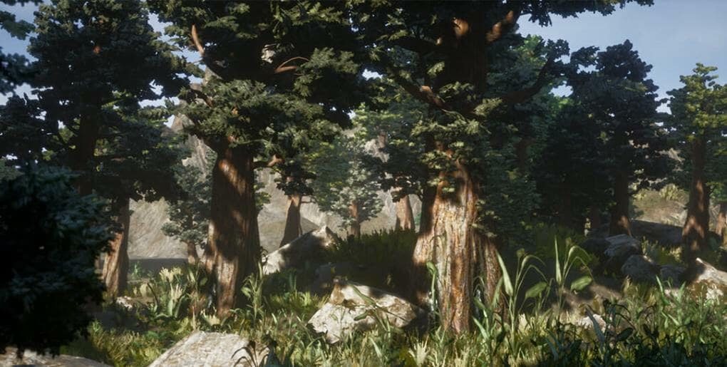 free trees – SpeedTree